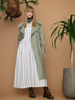 SOFT ROBE TRENCH COAT