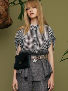 【SALE】LITTLE GINGHAM SHIRT