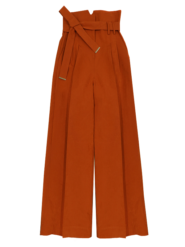 MILITARY WIDE PANTS
