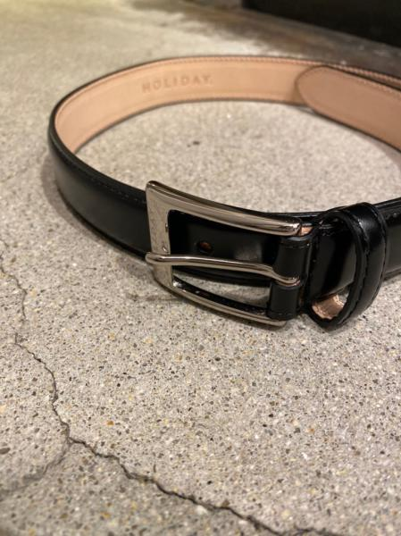 HOLIDAY LEATHER BELT
