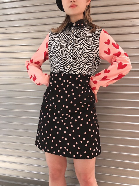 Pickand Mix Mini Dress