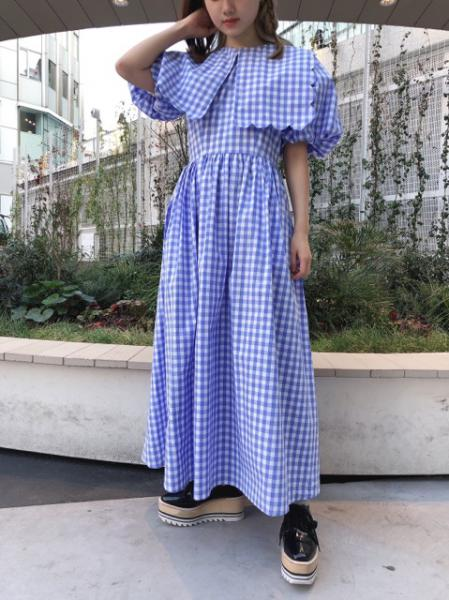 Giggle Gingham Midi Dress
