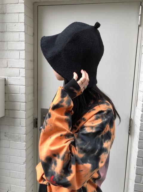 TULIP HAT(BOUCLE)