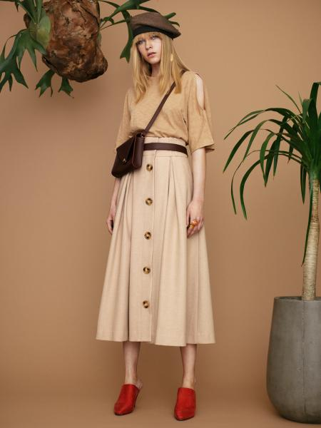 A LOT OF BUTTON SKIRT*3/14(wed)12時発売