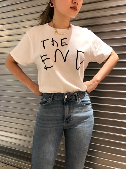 THE END T SHIRTS
