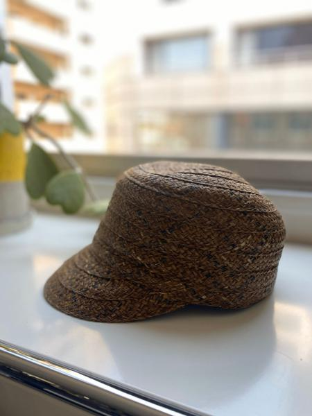 CONK CAP (BROWN)