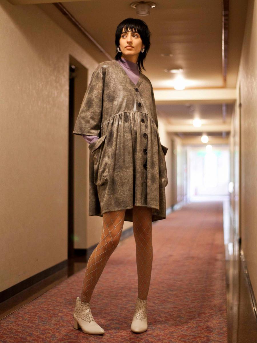 【19AW】NEO GRUNGE DRESS