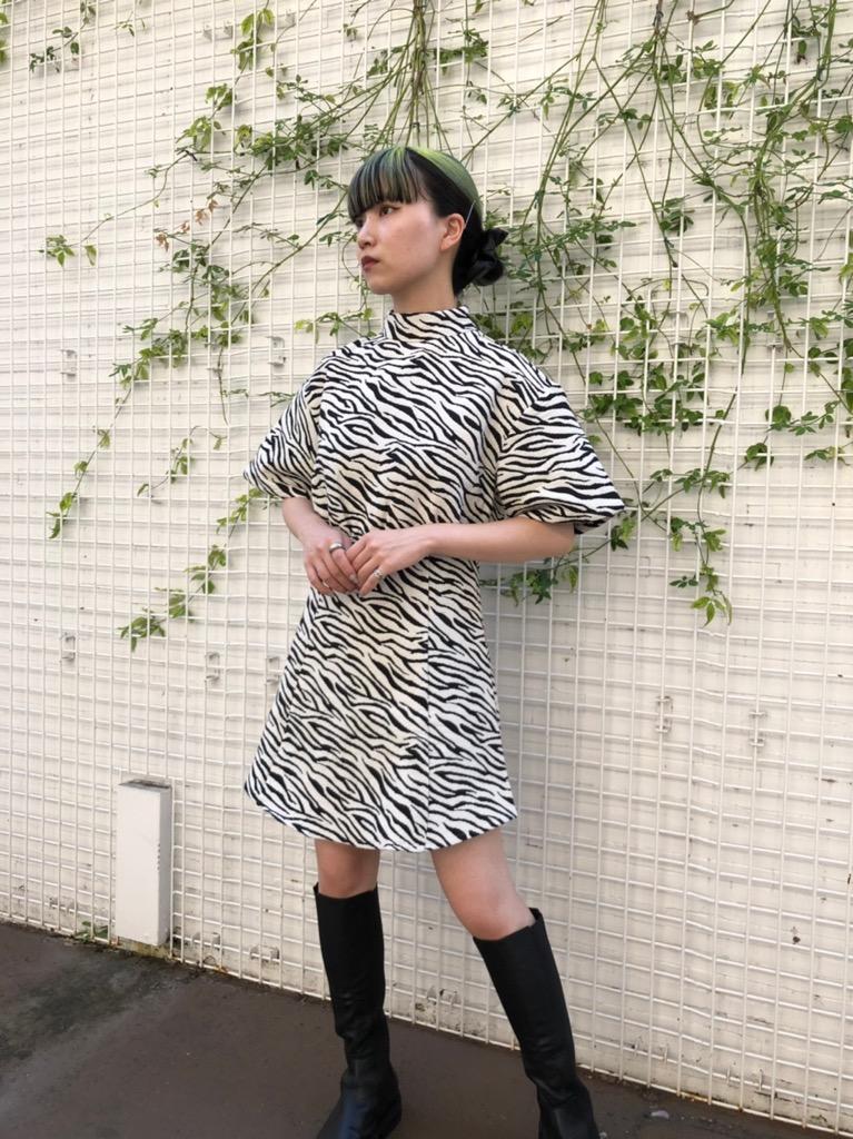 Grandmaster Mini Dress
