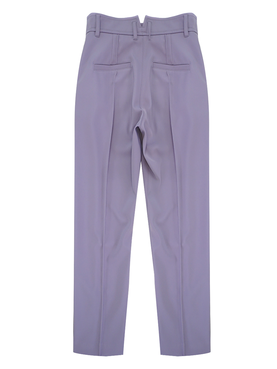 HIGHRISE CREASE PANTS